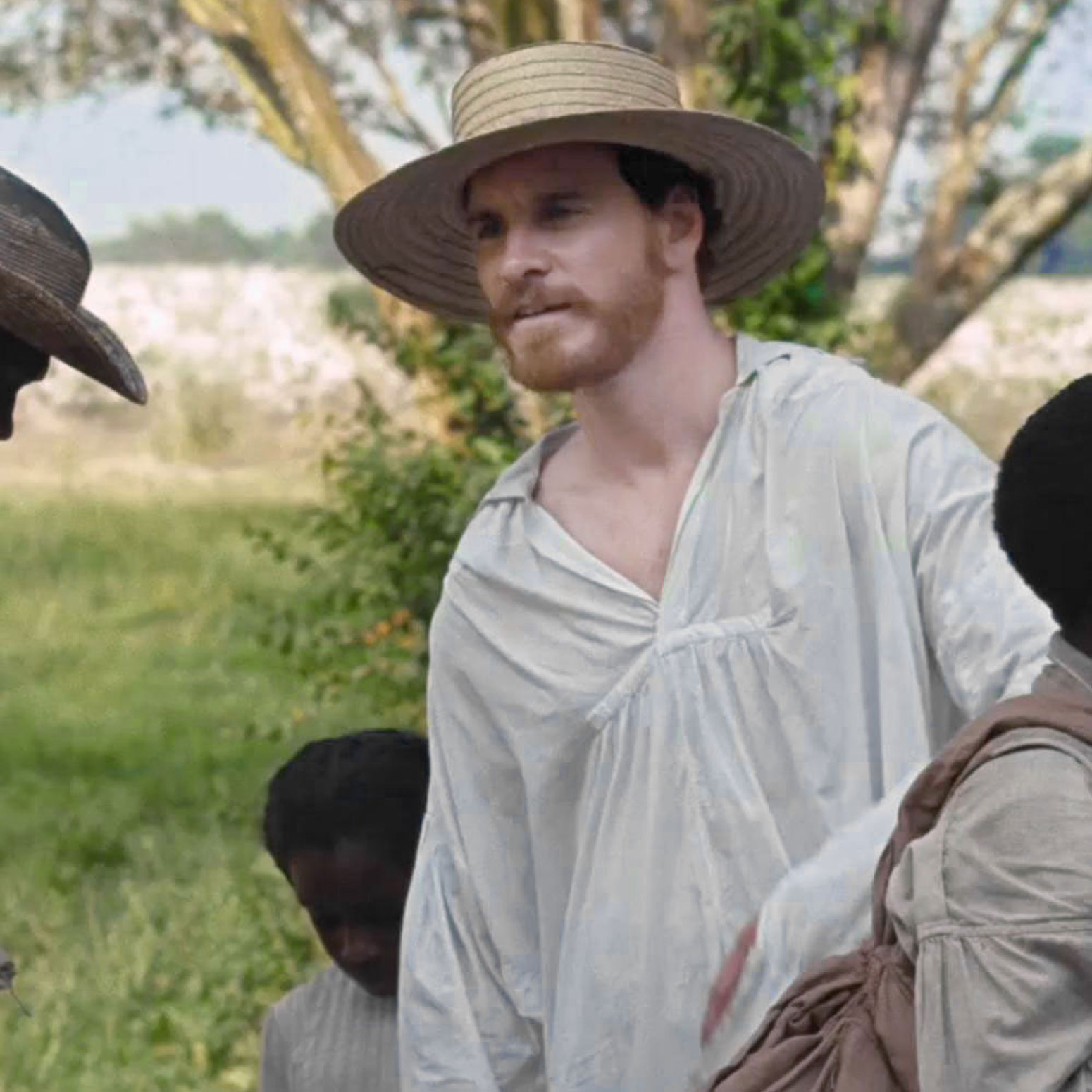 Michael Fassbender: Twelve Years a Slave Trailer