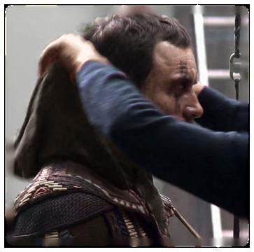 """Michael Fassbender: """"Assassins Creed"""" Concept Art Michael Fassbender"""