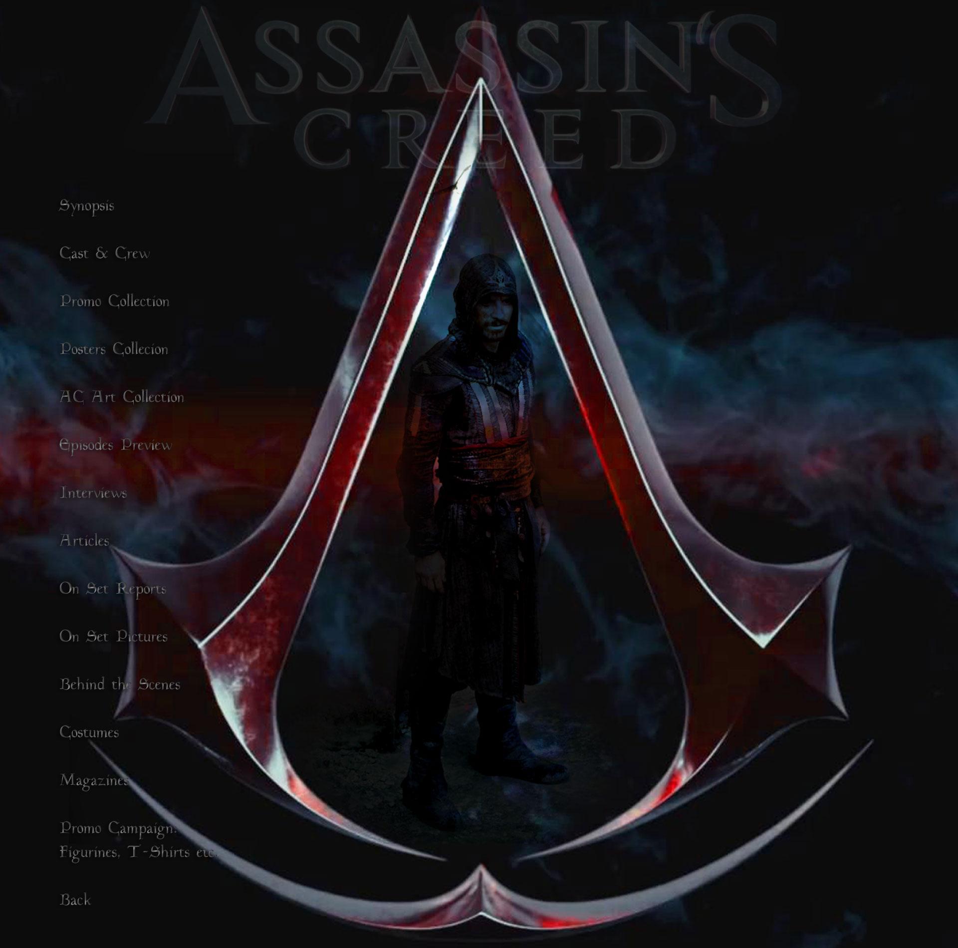 "Michael Fassbender: ""Assassin's Creed"" Movie Michael Fassbender"