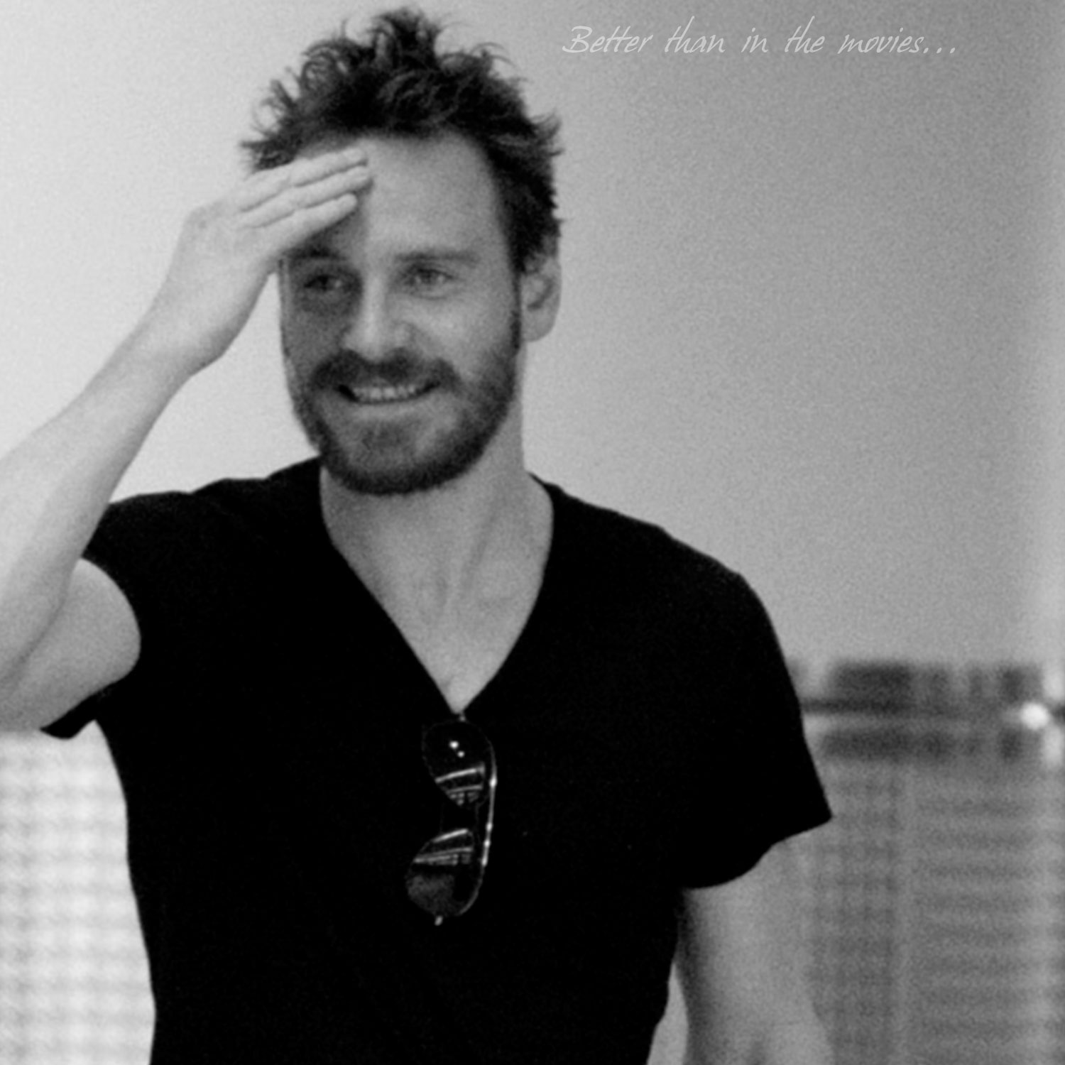 Michael Fassbender: Better than in the Movies... Michael Fassbender