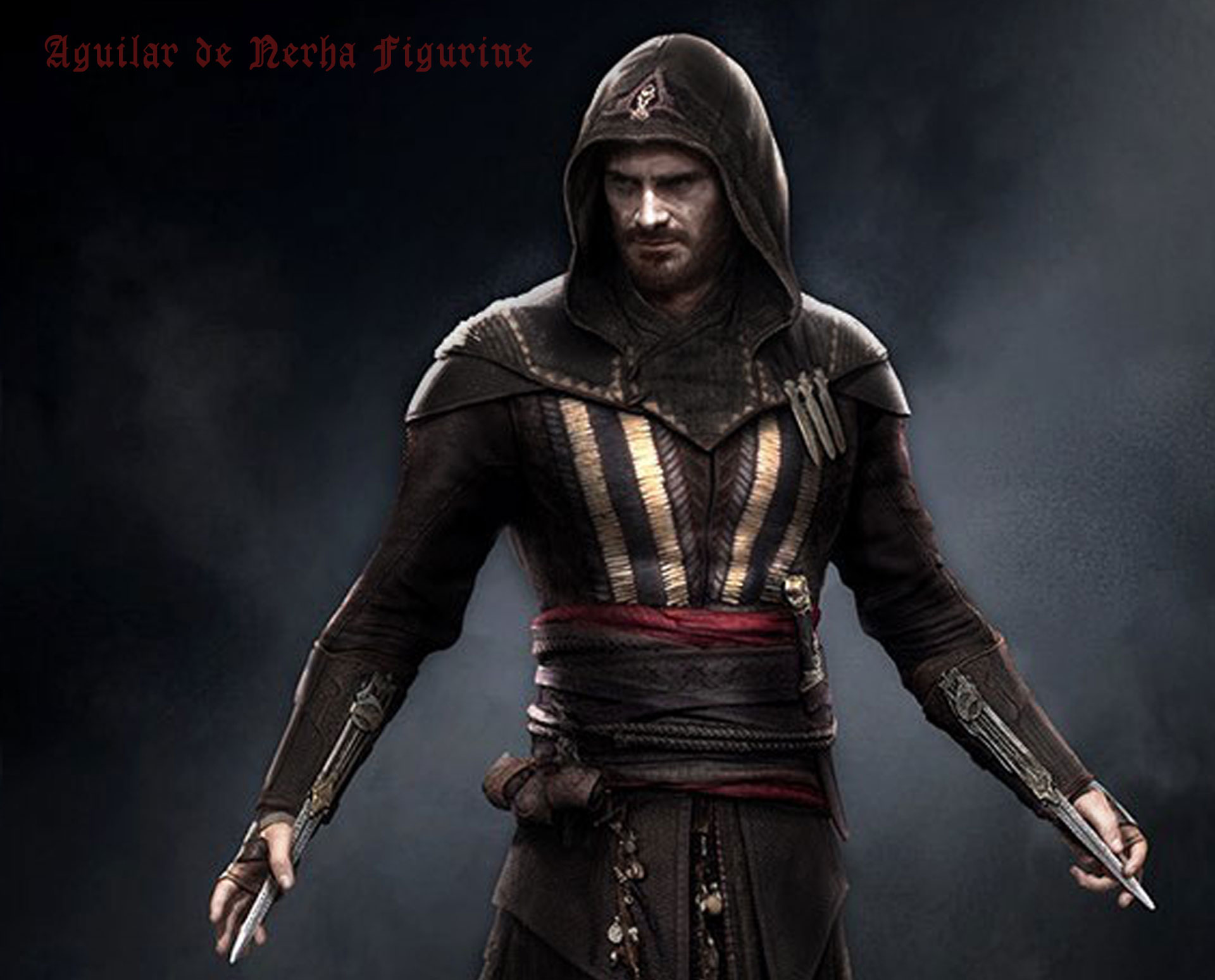 Michael Fassbender Assassin S Creed Figurines