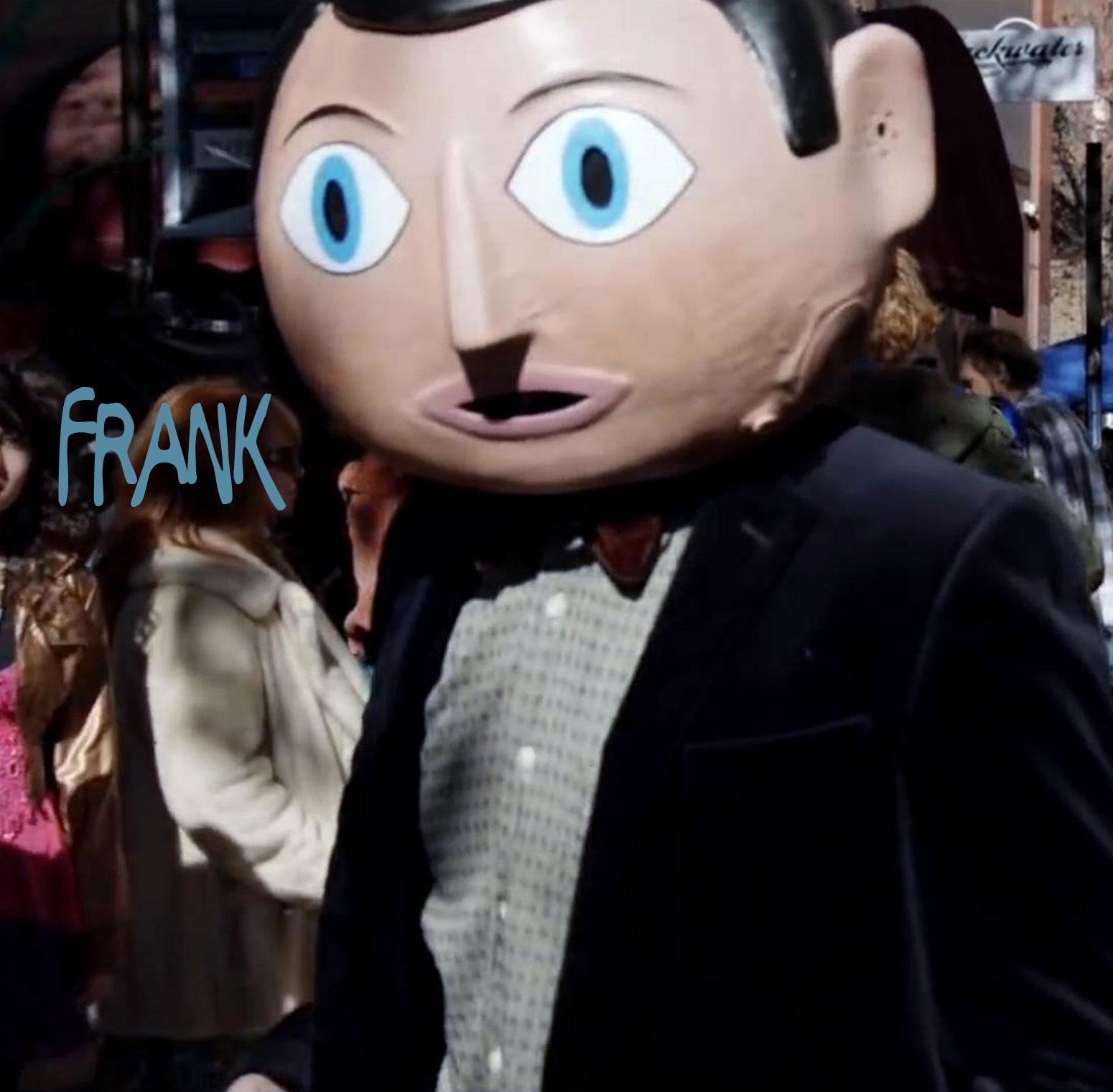 Michael Fassbender: Frank 2013 Michael Fassbender