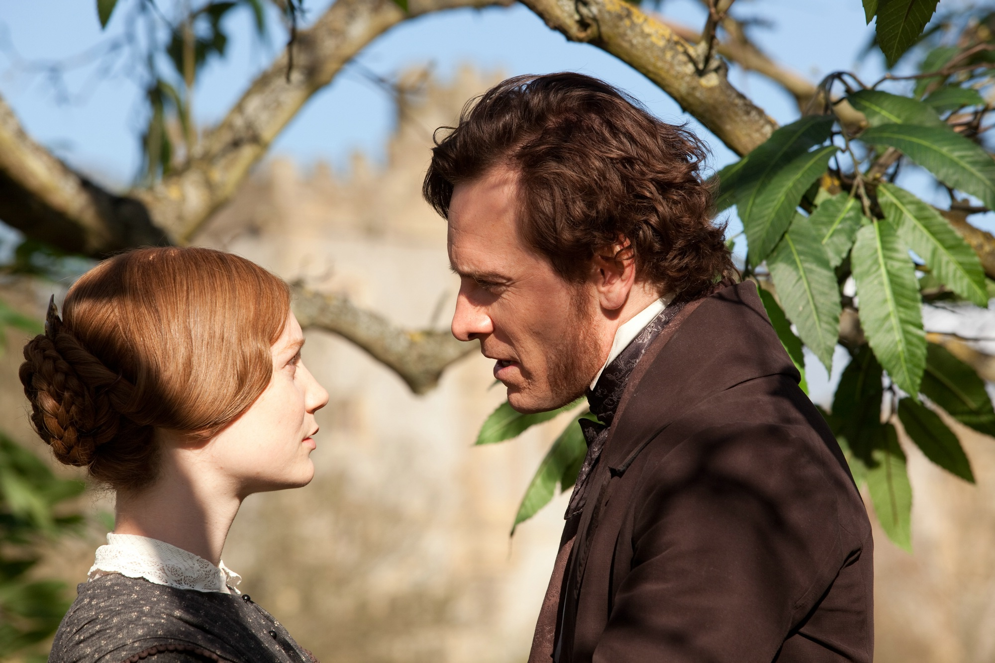 sometimes like in jane eyre a strong and independent woman