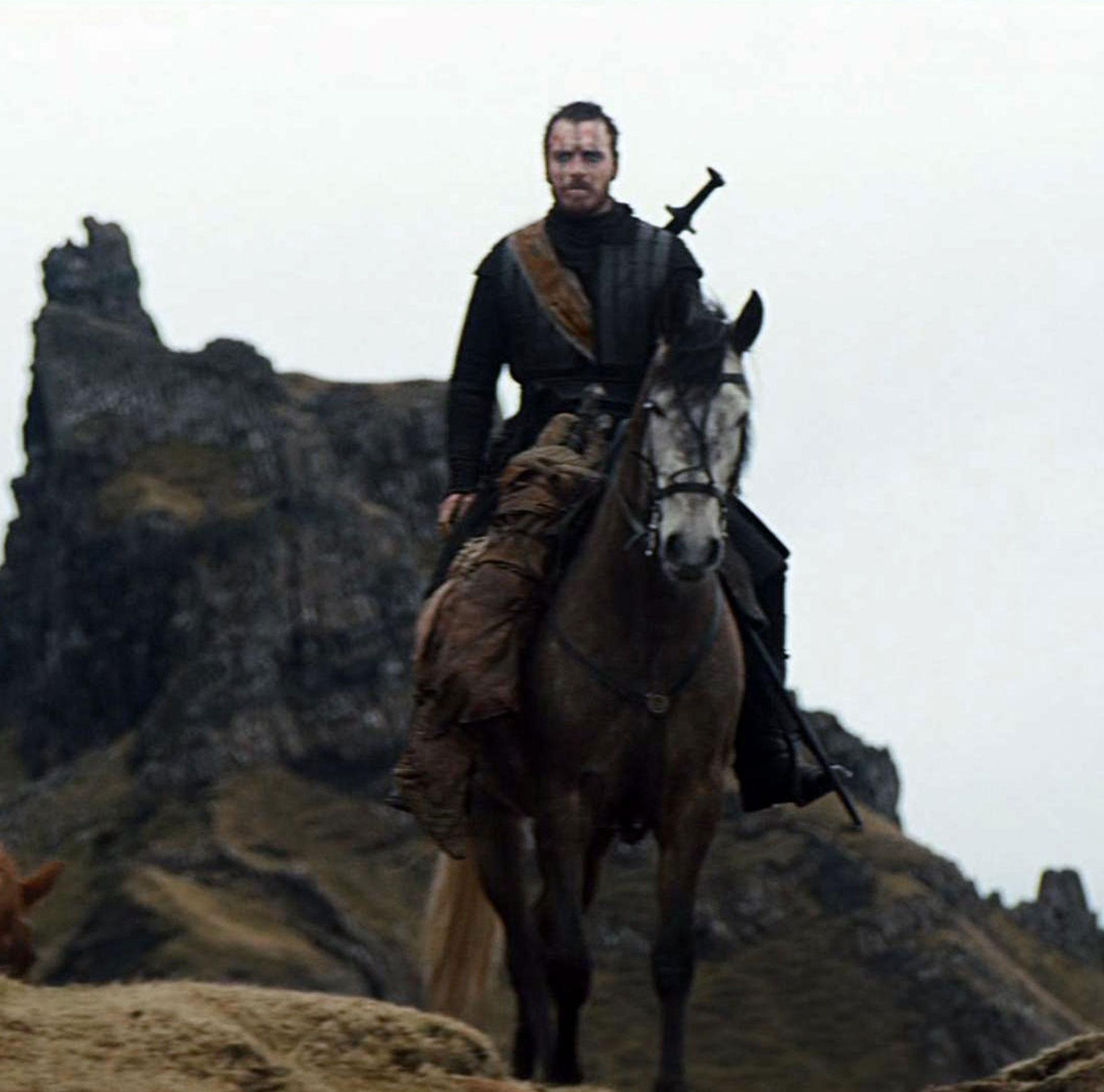 Michael Fassbender: Movie Stills Macbeth Michael Fassbender