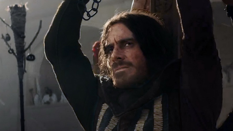 Michael Fassbender Assassin S Creed Feature