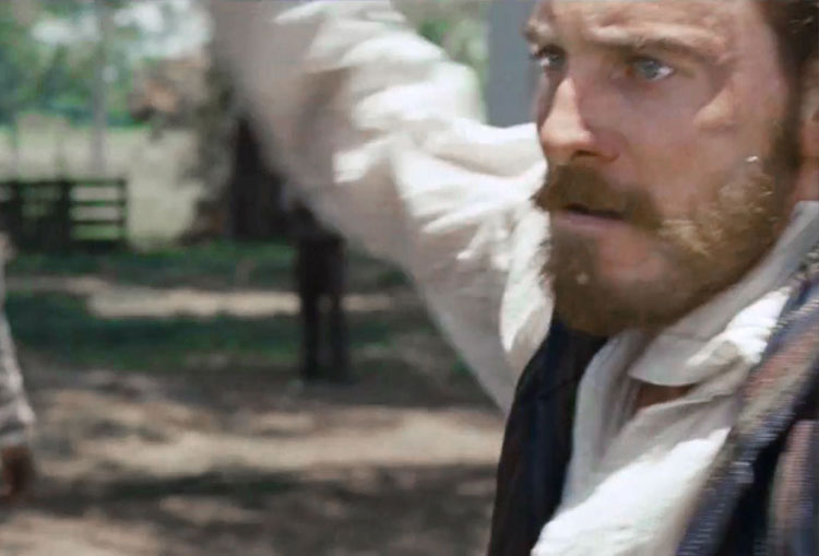 michael fassbender quot12 years a slavequot review