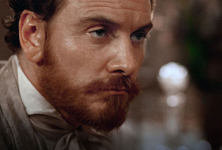 """Michael Fassbender: """"12 years a Slave"""" Review"""