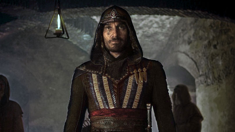 Michael Fassbender Assassin S Creed Costumes